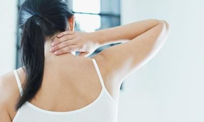ماساژ گرفتگی عضلات