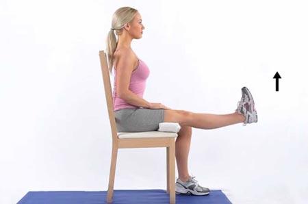 ورزش و حرکات اصلاحی برای تقویت عضلات چهار سر ران و زانو - دکتر رئیس السادات، متخصص طب فیزیکی و توانبخشی، کمردرد، سیاتیک و آرتروز